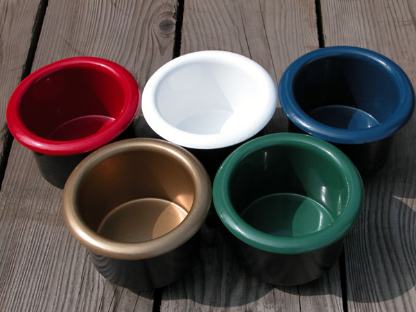 Beckson Colored Beverage Holders